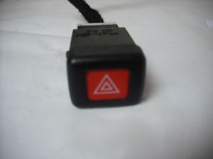 SORRY NOW SOLD          MR270315 TRW  MITSUBISHI SPACE STAR HAZARD WARNING LIGHT SWITCH